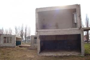 Монолитный гараж жби перегородки по плитам перекрытия
